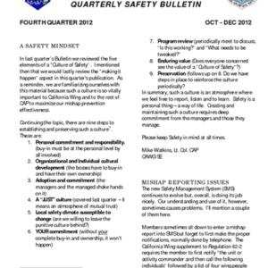 SE Bulletin-2012Q4.pdf