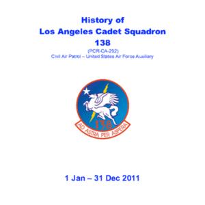 2011 History - LA Cadet Sqdn138.pdf