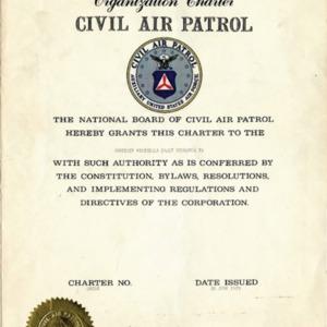 Organization Charter - Monterey Peninsula Cadet Squadron 79