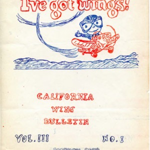 California Wing Bulletin - January 1949