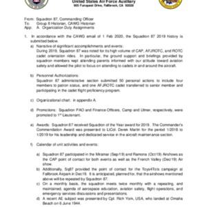2019HistorianReport-Sqdn87.pdf