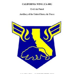 2012 Historian Report - California Wing
