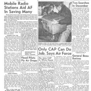 California Wings - January 1956