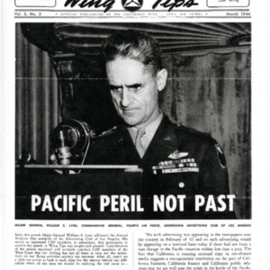 California Wing Tips - March 1944