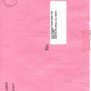 1997 Cadet Activities