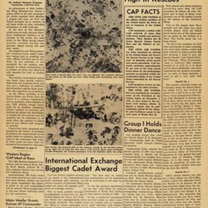 California Wings - February 1955
