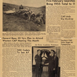 California Wings - March 1955
